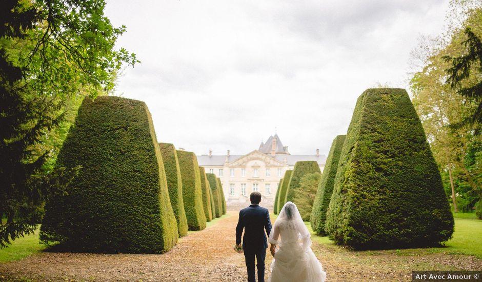 Le mariage de Ludovic et Nathalie à Paris, Paris