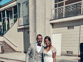 Le mariage de Tatiana et Steven  2