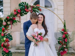 Le mariage de Lauriane et David