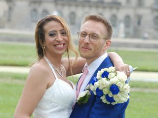 Le mariage de Imane et Nicolas 1