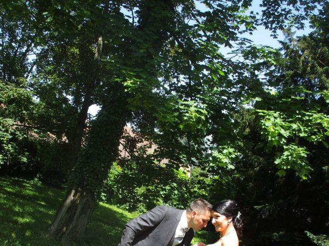 Le mariage de Frédéric et Carole à Saint-Symphorien-d'Ozon, Rhône 1