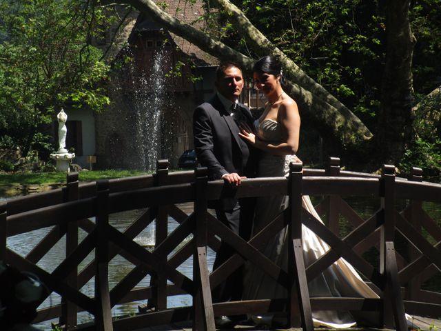 Le mariage de Frédéric et Carole à Saint-Symphorien-d'Ozon, Rhône 5