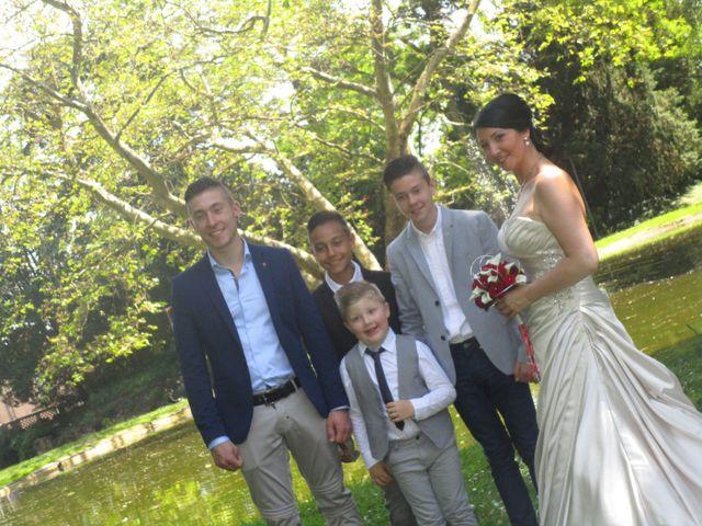 Le mariage de Frédéric et Carole à Saint-Symphorien-d'Ozon, Rhône 6