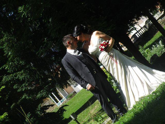 Le mariage de Frédéric et Carole à Saint-Symphorien-d'Ozon, Rhône 9
