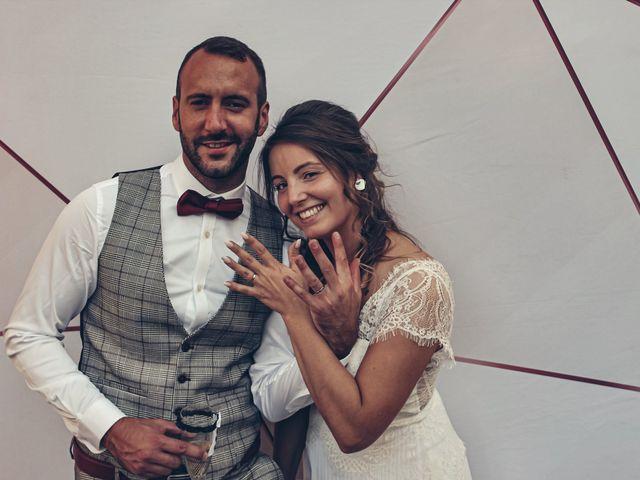 Le mariage de Tatiana et Steven