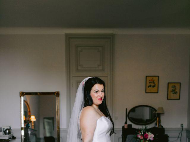 Le mariage de David et Lauriane à Iffendic, Ille et Vilaine 31