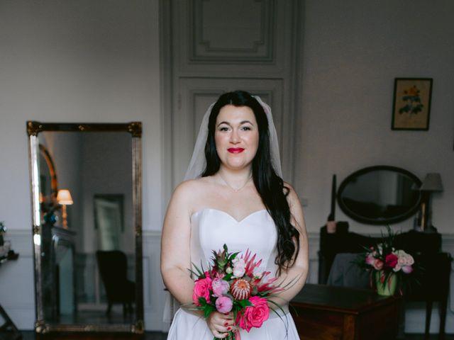Le mariage de David et Lauriane à Iffendic, Ille et Vilaine 32