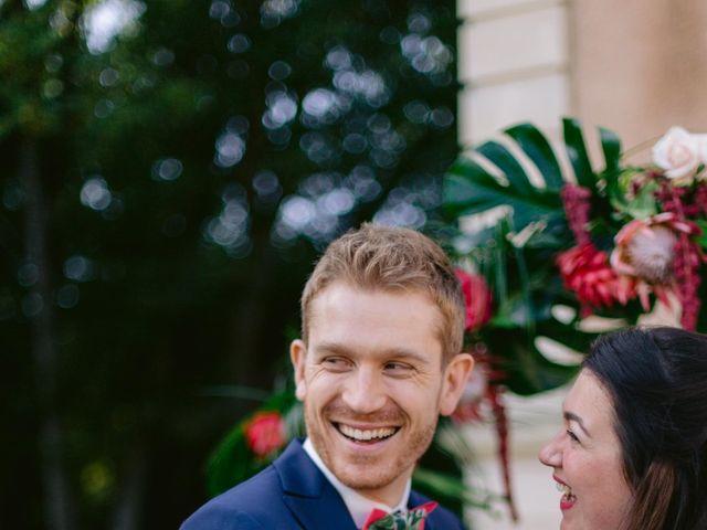 Le mariage de David et Lauriane à Iffendic, Ille et Vilaine 34