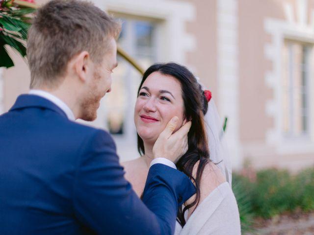 Le mariage de David et Lauriane à Iffendic, Ille et Vilaine 35