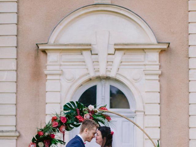 Le mariage de David et Lauriane à Iffendic, Ille et Vilaine 37