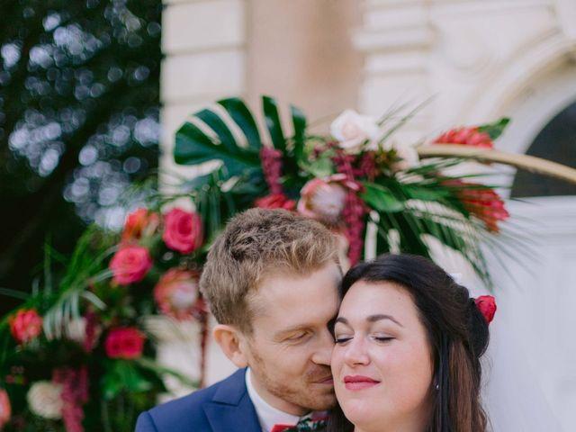 Le mariage de David et Lauriane à Iffendic, Ille et Vilaine 2