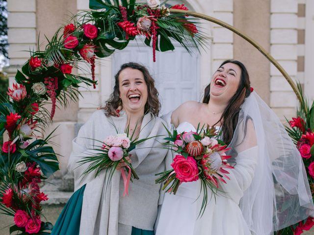 Le mariage de David et Lauriane à Iffendic, Ille et Vilaine 41