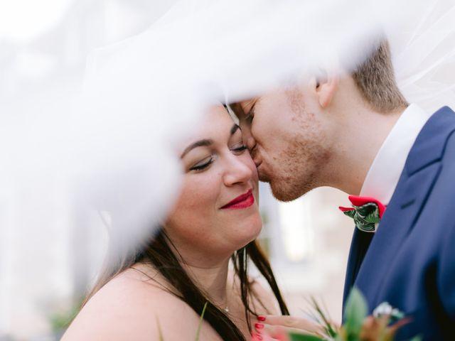 Le mariage de David et Lauriane à Iffendic, Ille et Vilaine 44