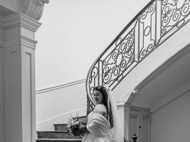 Le mariage de David et Lauriane à Iffendic, Ille et Vilaine 45