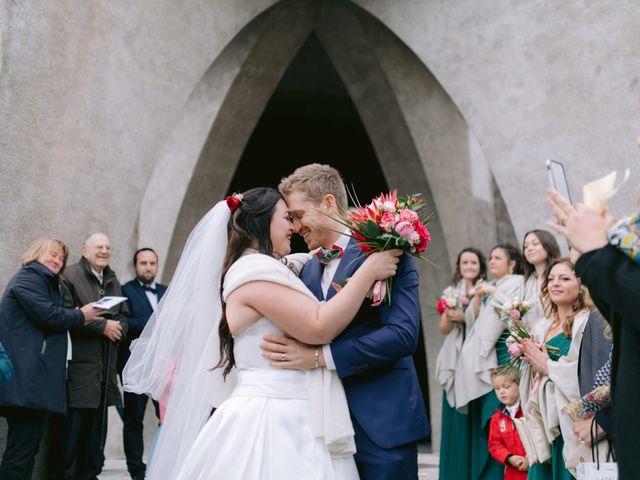Le mariage de David et Lauriane à Iffendic, Ille et Vilaine 49