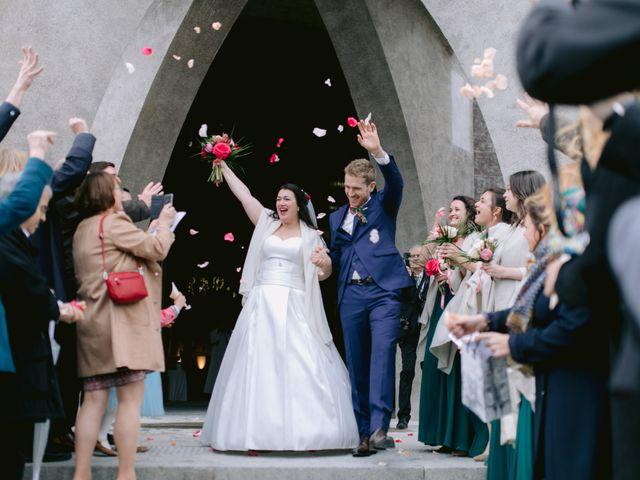 Le mariage de David et Lauriane à Iffendic, Ille et Vilaine 50