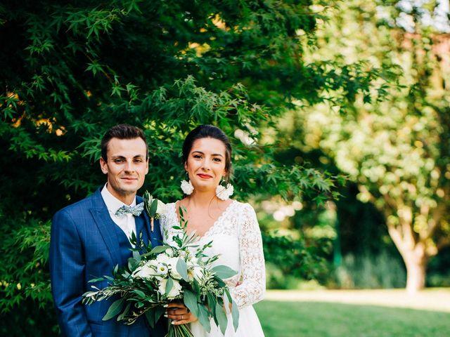 Le mariage de Florian et Camille à Duingt, Haute-Savoie 13