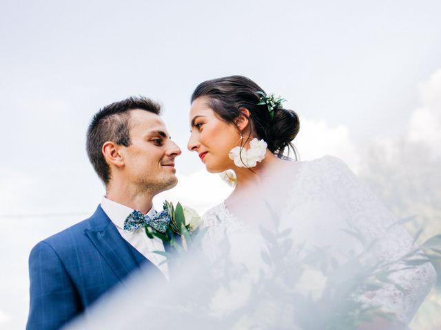 Le mariage de Florian et Camille à Duingt, Haute-Savoie 15