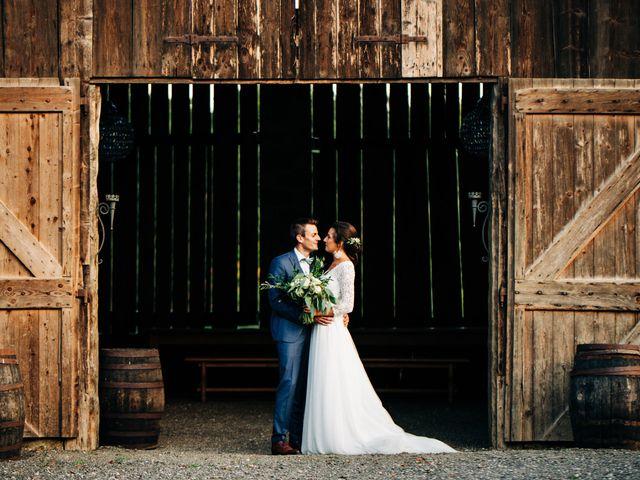 Le mariage de Florian et Camille à Duingt, Haute-Savoie 19
