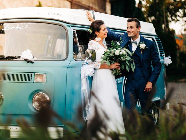 Le mariage de Florian et Camille à Duingt, Haute-Savoie 24