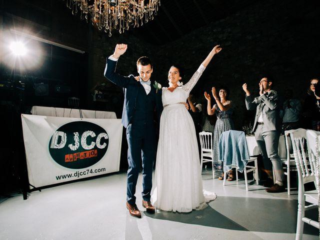 Le mariage de Florian et Camille à Duingt, Haute-Savoie 31