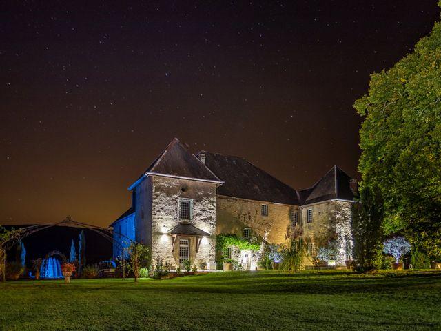 Le mariage de Florian et Camille à Duingt, Haute-Savoie 35