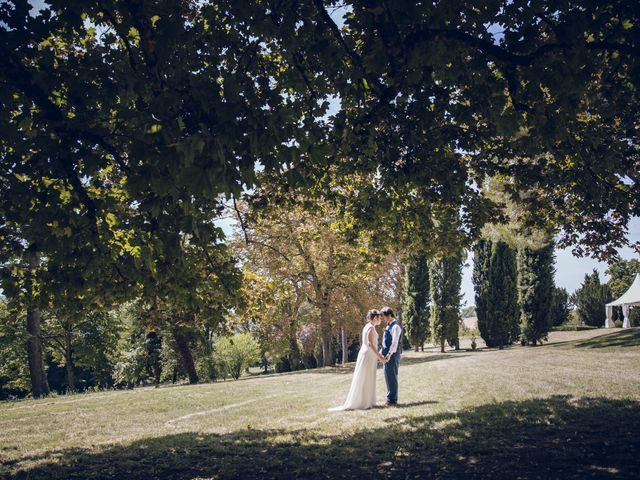 Le mariage de Clément et Mylène à Toulouse, Haute-Garonne 36