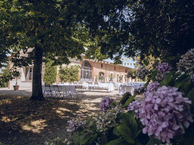 Le mariage de Clément et Mylène à Toulouse, Haute-Garonne 46