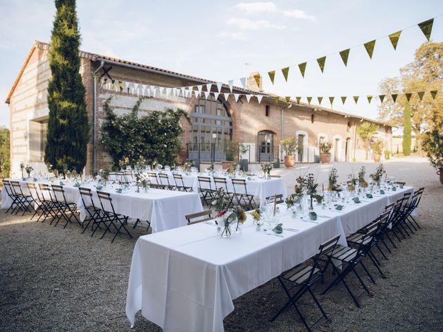 Le mariage de Clément et Mylène à Toulouse, Haute-Garonne 74
