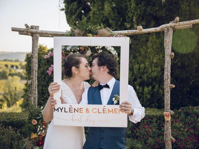Le mariage de Clément et Mylène à Toulouse, Haute-Garonne 79