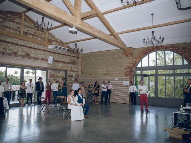 Le mariage de Clément et Mylène à Toulouse, Haute-Garonne 82