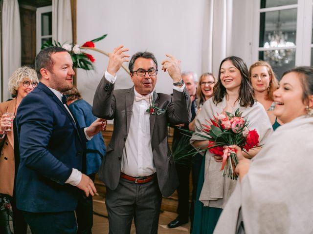 Le mariage de David et Lauriane à Iffendic, Ille et Vilaine 55