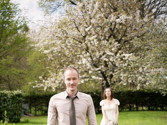 Le mariage de Julie et Alex à Sanchey, Vosges 6