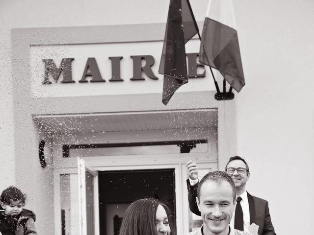 Le mariage de Julie et Alex à Sanchey, Vosges 14