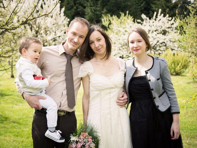 Le mariage de Julie et Alex à Sanchey, Vosges 17