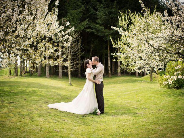 Le mariage de Julie et Alex à Sanchey, Vosges 20