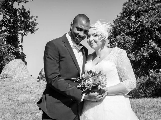 Le mariage de Laury et Charlène à Saint-Laurent-d'Agny, Rhône 1