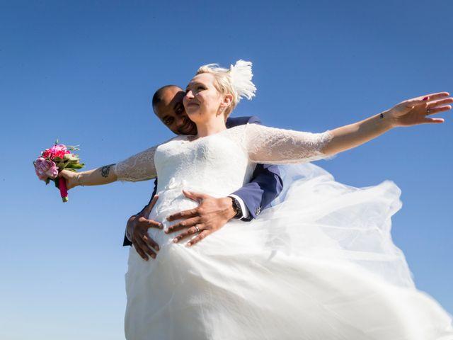 Le mariage de Charlène et Laury