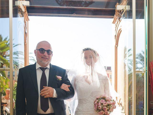 Le mariage de Nicholas et Valentine à Menton, Alpes-Maritimes 6