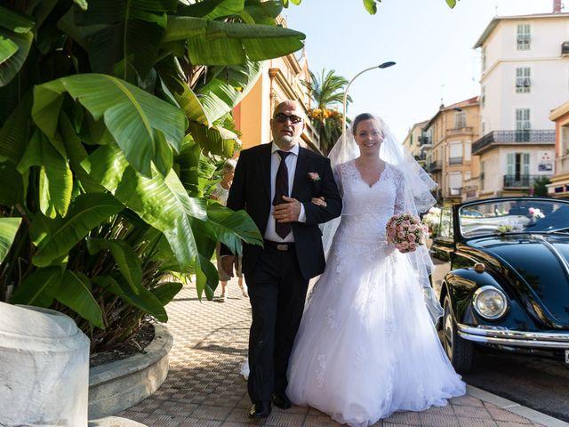 Le mariage de Nicholas et Valentine à Menton, Alpes-Maritimes 2