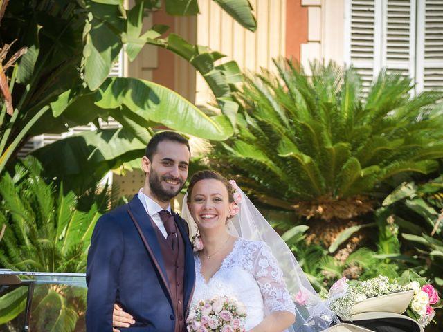 Le mariage de Nicholas et Valentine à Menton, Alpes-Maritimes 21