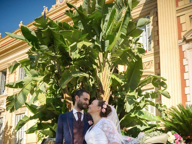 Le mariage de Nicholas et Valentine à Menton, Alpes-Maritimes 22