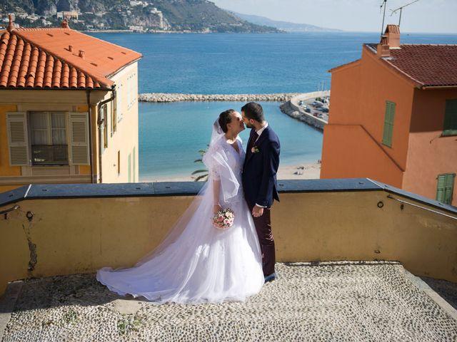 Le mariage de Nicholas et Valentine à Menton, Alpes-Maritimes 28