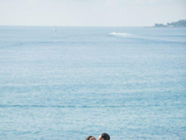 Le mariage de Nicholas et Valentine à Menton, Alpes-Maritimes 31