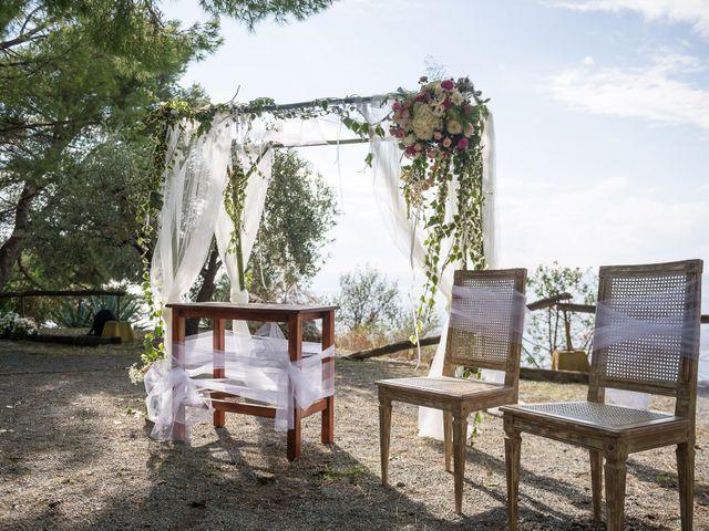 Le mariage de Nicholas et Valentine à Menton, Alpes-Maritimes 37