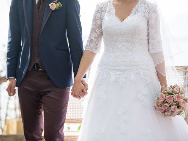 Le mariage de Nicholas et Valentine à Menton, Alpes-Maritimes 54