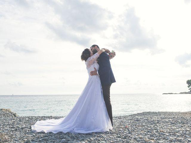 Le mariage de Nicholas et Valentine à Menton, Alpes-Maritimes 83