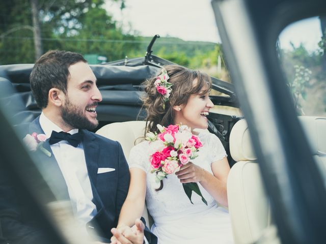 Le mariage de Yannick et Laura à Montarnaud, Hérault 11