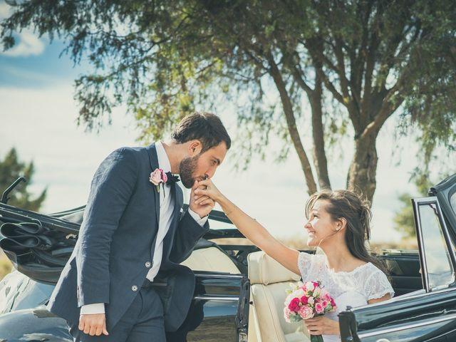 Le mariage de Yannick et Laura à Montarnaud, Hérault 15
