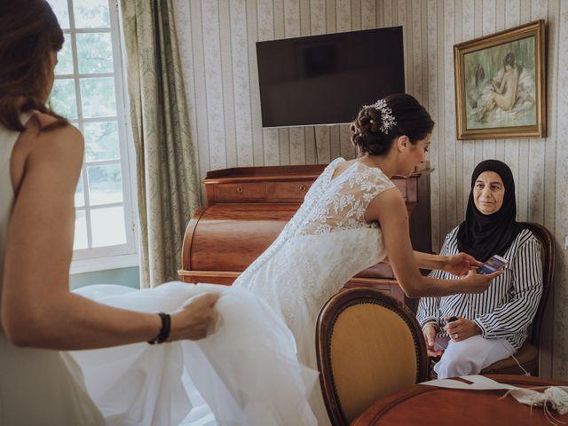 Le mariage de Guillaume et Zorah à Varennes-Jarcy, Essonne 2